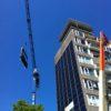 nieuwe gevels voor energieleverende hoogbouwflats
